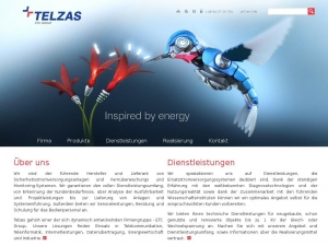 Telzas - german company with emergency power systems